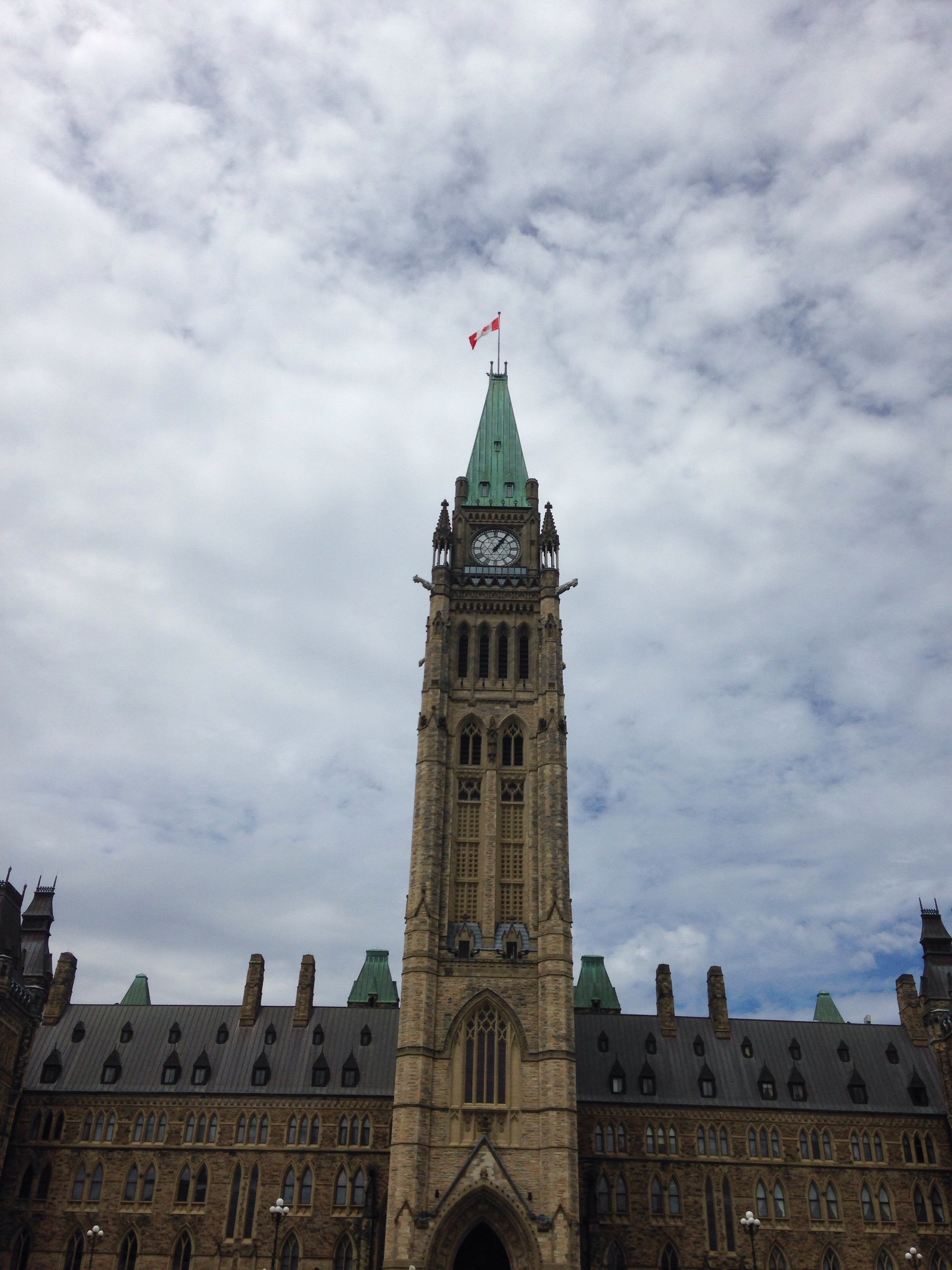 Peace Tower, Parliament Buildings, Ottawa