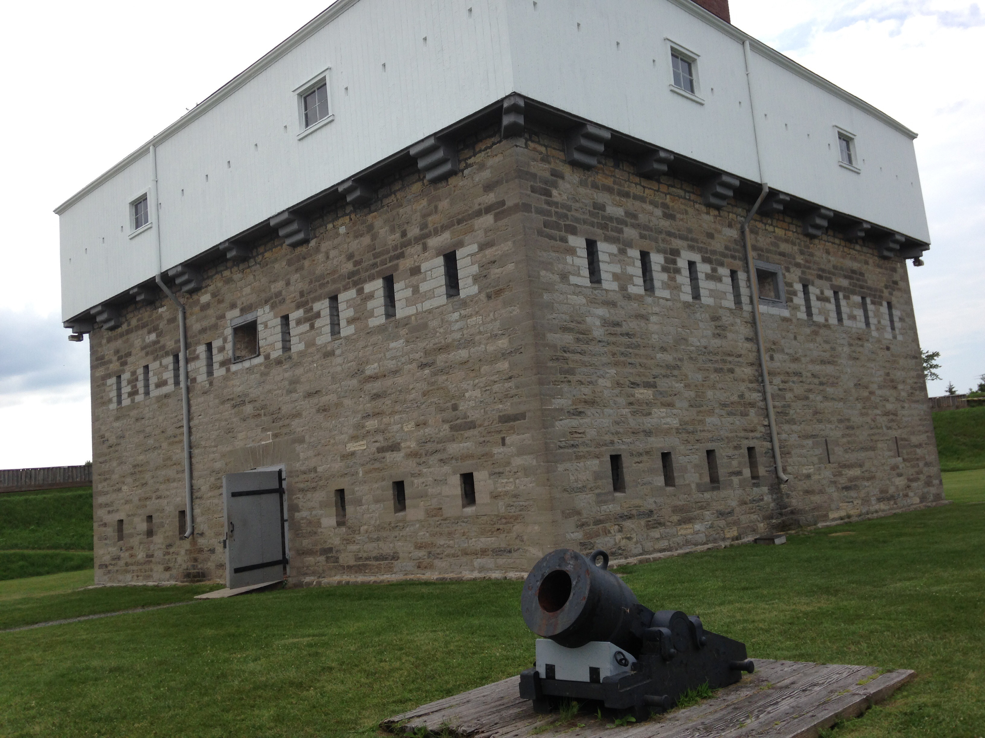 Fort Wellington, Prescott, Ontario