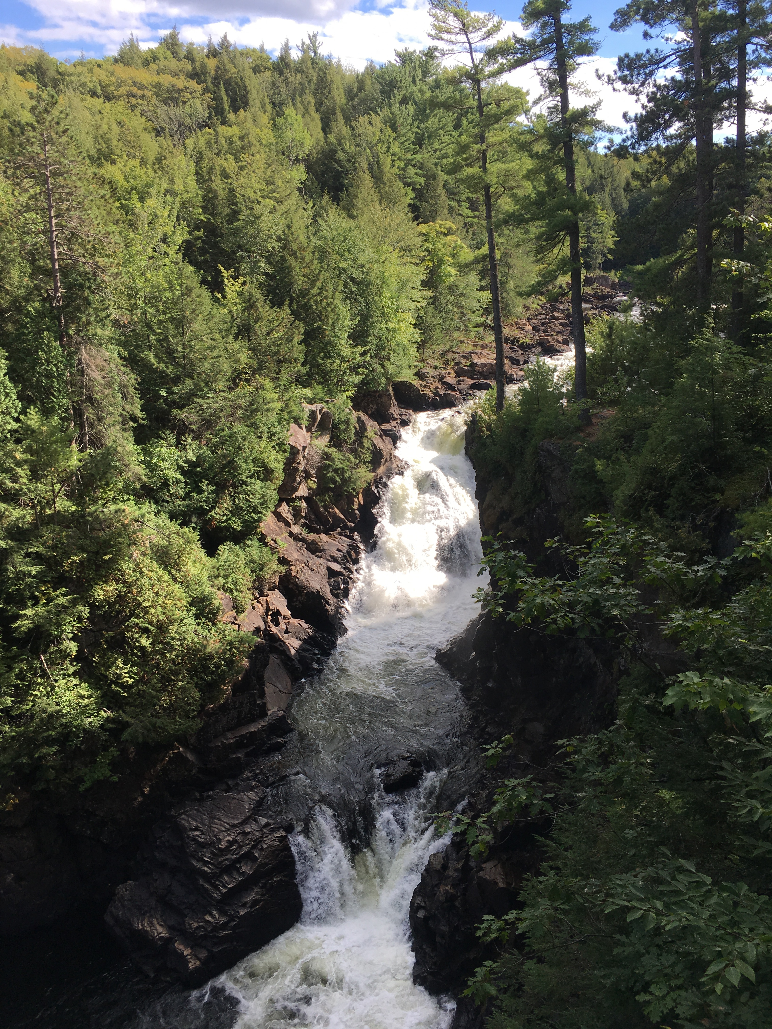 Rawdon Falls (even more!)